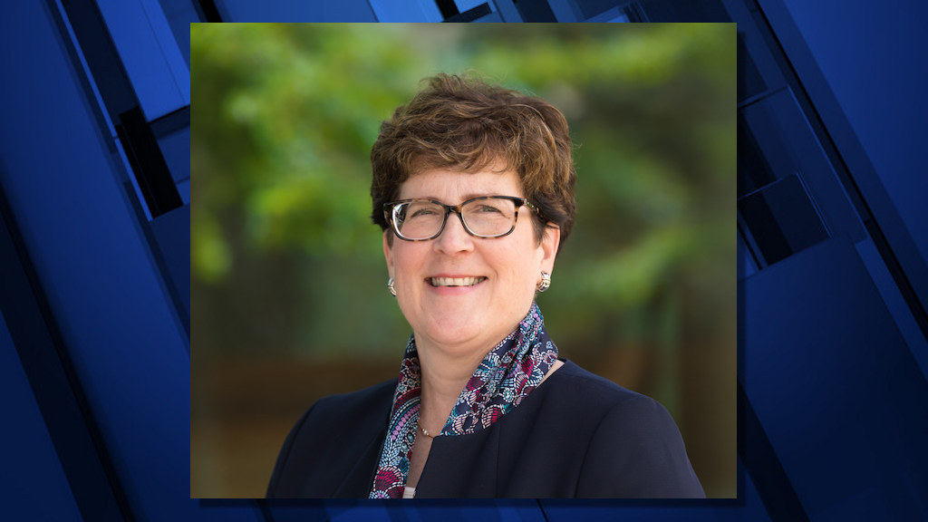 COCC President Dr. Laurie Chesley