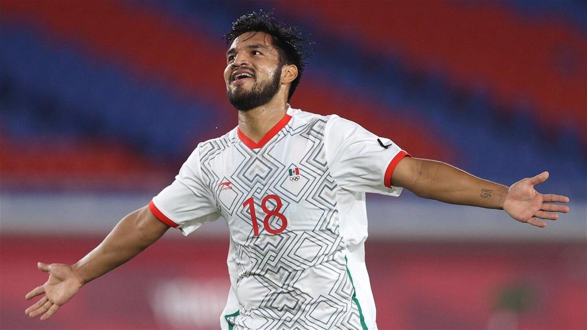 Mexico slams South Korea 6-3 to advance to men's semifinals