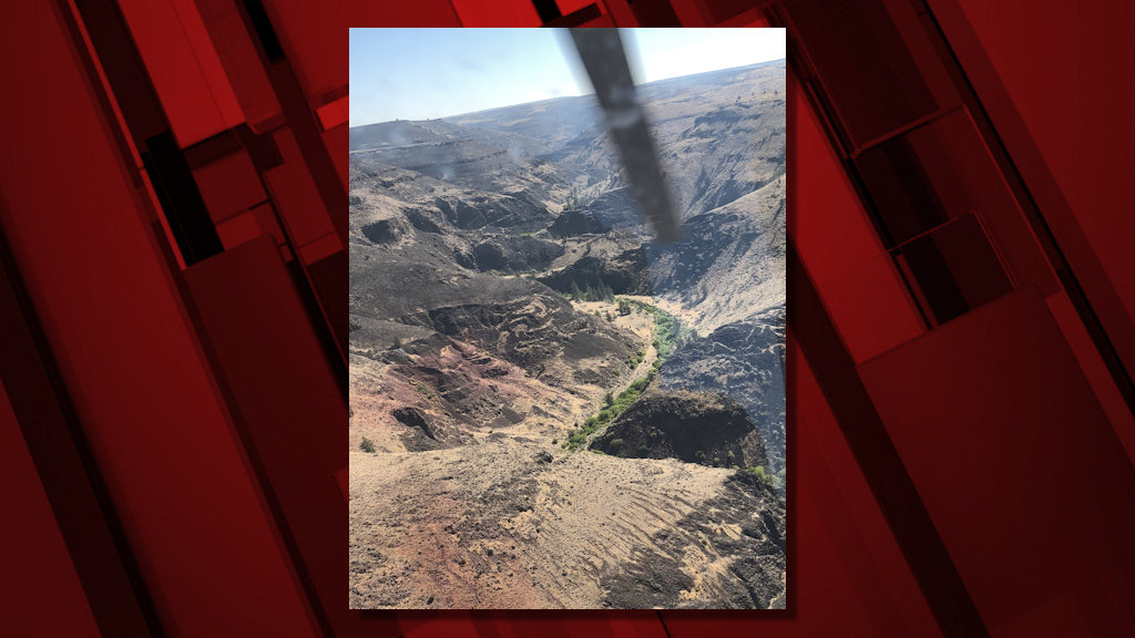 Level 2 evacuation alerts were lifted Saturday evening at Trout Creek Campground, boat ramp as firefighters worked to contain Rattlesnake Fire