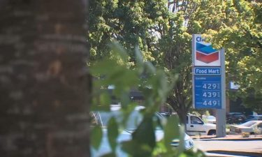 A Northeast Portland woman says she was ambushed and robbed at a gas station off Martin Luther King Jr. Boulevard and Northeast Fremont this week.