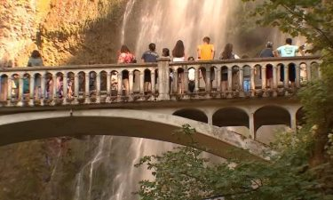 Multnomah Falls visitors will need a timed ticket between 9 A.M. and 6 P.M. to help limit congestion.