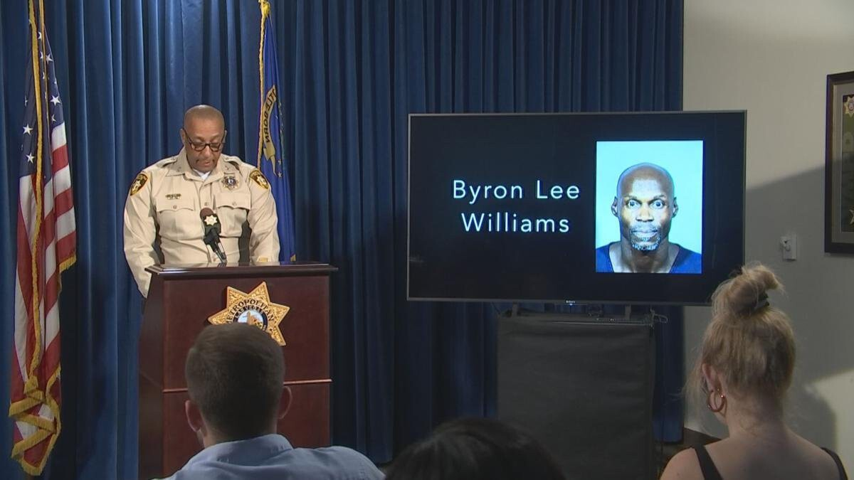 <i>KVVU</i><br/>Byron Lee Williams died in Las Vegas police custody and now his family is demanding answers.