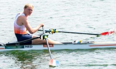 Finn Florijn Netherlands Rowing