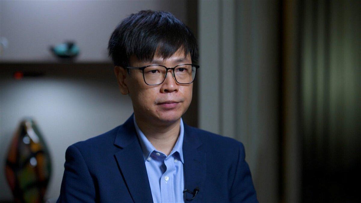 <i>John Mees/CNN</i><br/>Tsai Sung-ting
