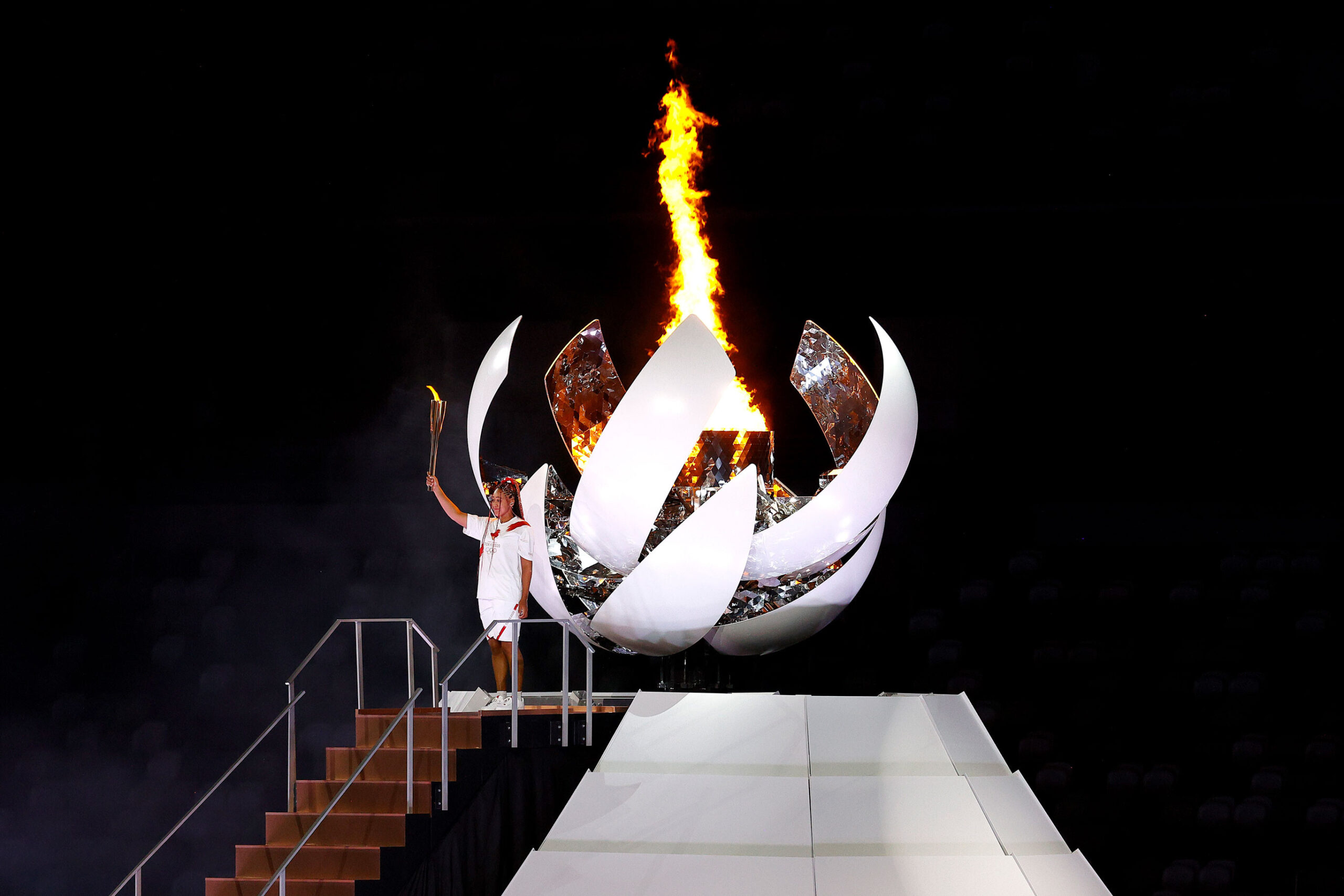 <i>Maddie Meyer/Getty Images</i><br/>The torch has been lit at the Tokyo Olympics and the opening weekend will feature competition in men's gymnastics