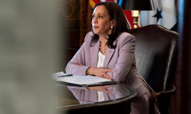 The White House dove into damage control after reports of dysfunction and infighting in Vice President Kamala Harris' office