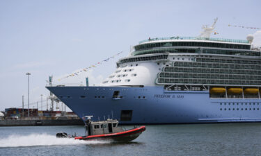 A federal court has temporarily blocked a lower court's ruling and will allow the Centers for Disease Control and Prevention to continue to implement safety protocols on the cruise industry.