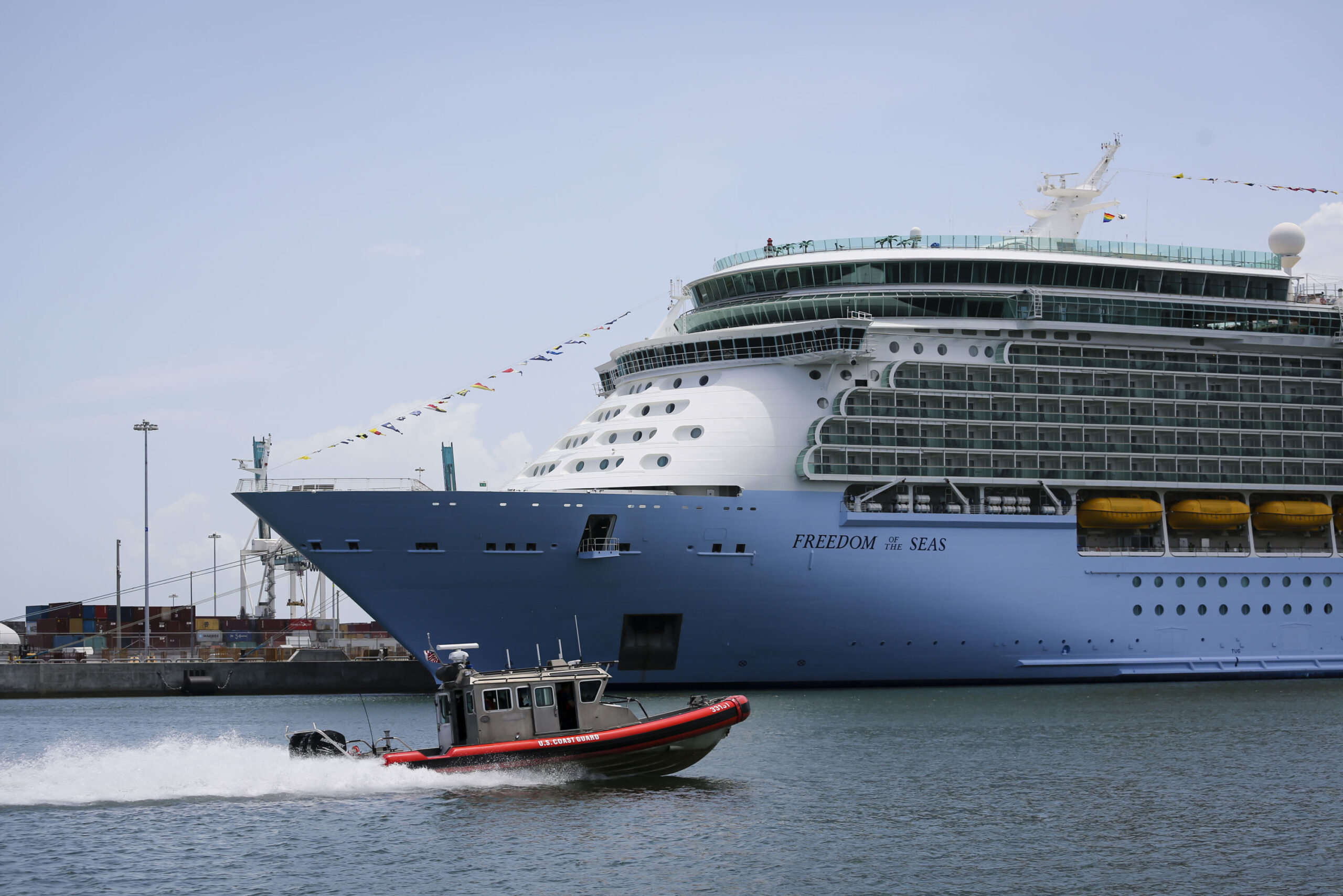<i>Eva Marie Uzcategui/Bloomberg/Getty Images</i><br/>A federal court has temporarily blocked a lower court's ruling and will allow the Centers for Disease Control and Prevention to continue to implement safety protocols on the cruise industry.
