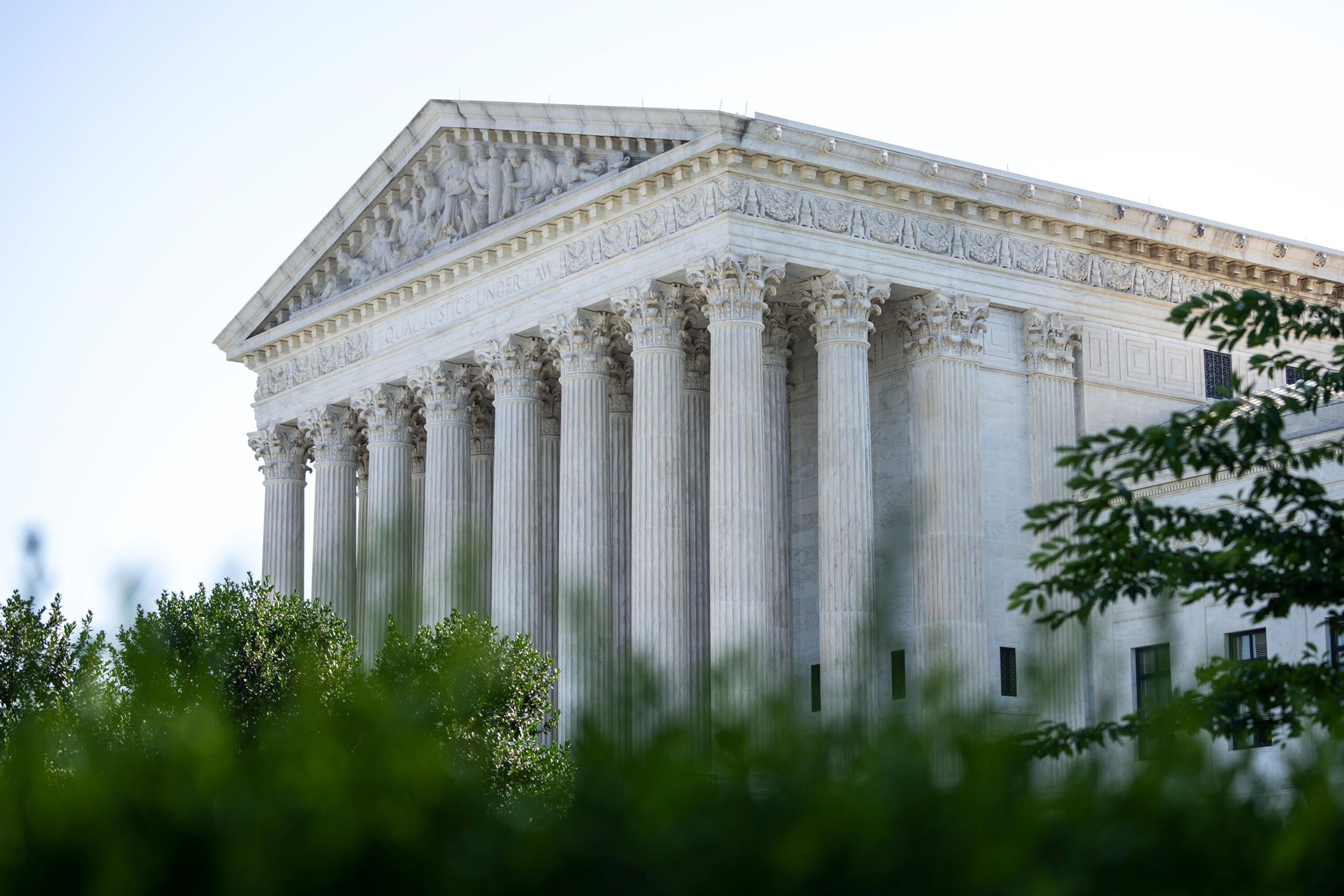 <i>Drew Angerer/Getty Images</i><br/>A church in Maine is asking the Supreme Court to block the state from enforcing or reinstating any Covid-related restrictions that the house of worship says would violate its religious liberty rights under the Constitution.