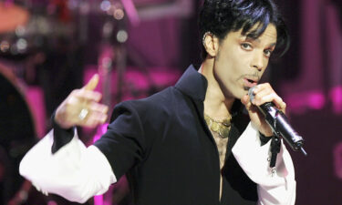 Musician Prince performs onstage at the 36th Annual NAACP Image Awards at the Dorothy Chandler Pavilion on March 19