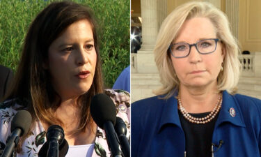 Rep. Elise Stefanik of New York and Rep. Liz Cheney of Wyoming are viewed differently within the Republican Party.