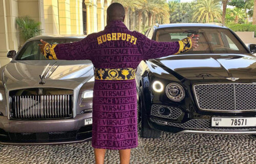 FBI investigating Nigeria's 'super cop' in Instagram influencer HushPuppi  fraud case - KTVZ