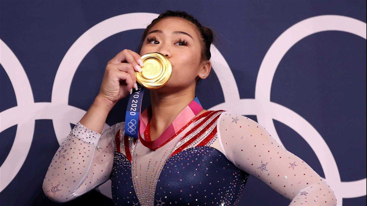 'It just feels so surreal': Lee breaks down gold medal win