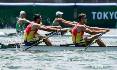 Recap: Men's double heats; Netherlands breaks Olympic record