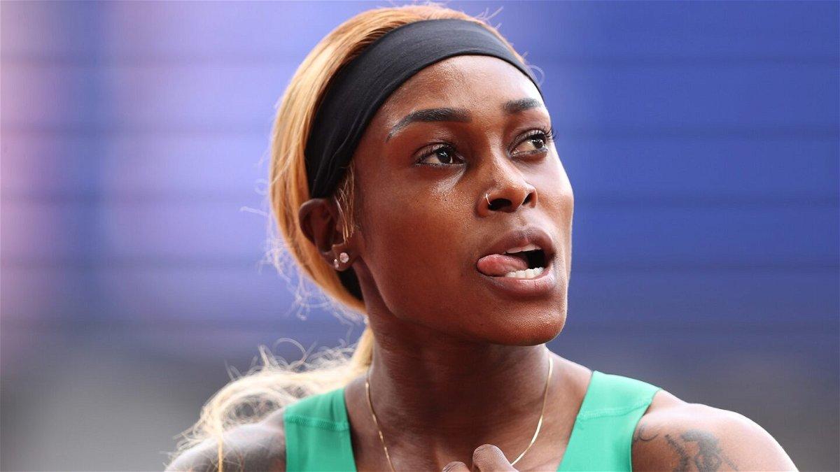 Jamaica's Thompson-Herah crushes 100m prelim