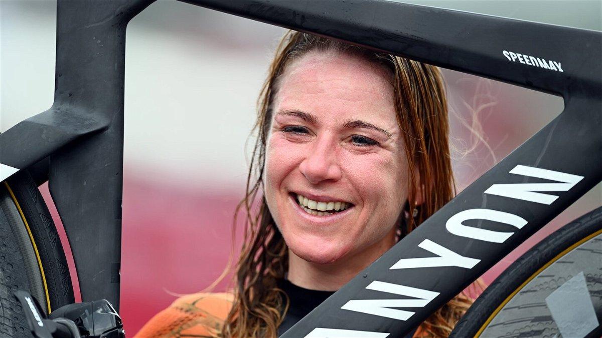 Netherlands' Van Vleuten captures women's time trial gold