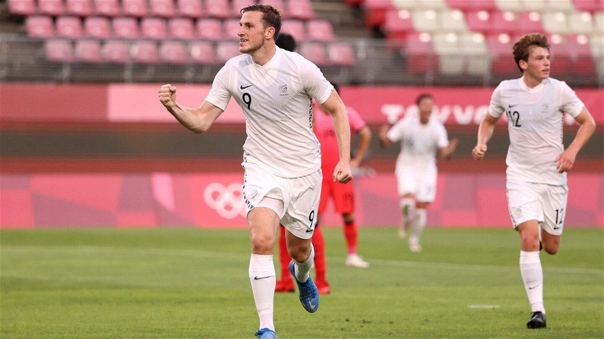 Chris Wood's late winner lifts New Zealand past South Korea