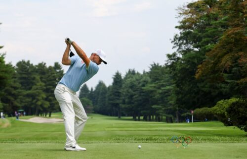 Alex Noren discusses Swedish excitement for Olympic golf