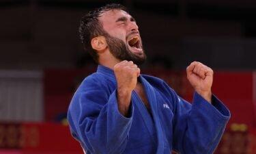 France and Kazakhstan both win Bronze in Men's Judo