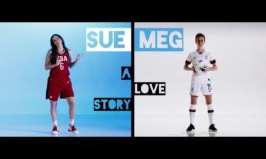 A Love Story: Megan Rapinoe and Sue Bird