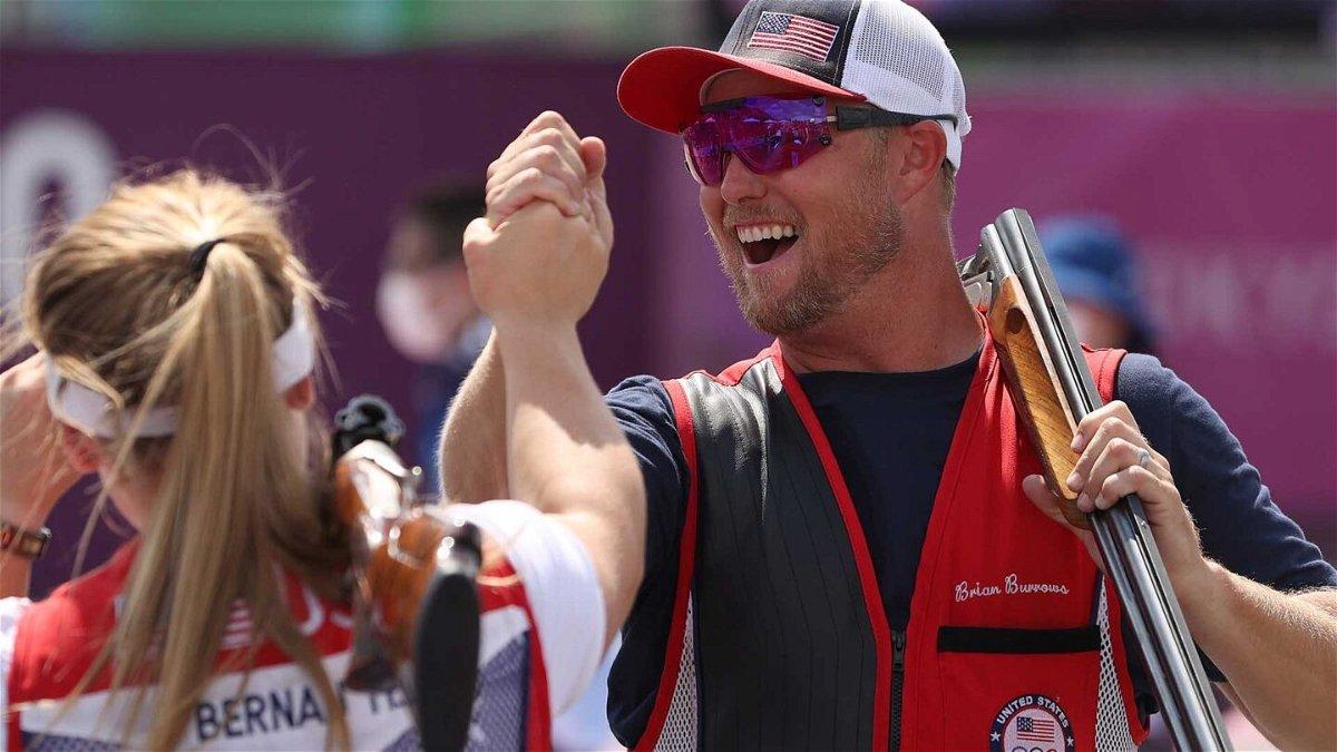 U.S. wins bronze via shootout in new mixed trap team event