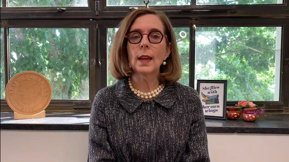 Gov. Brown: Oregon health care workers must get COVID-19 vaccination or weekly testing