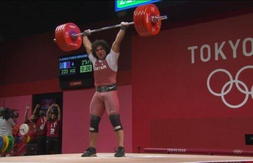 AAAAAH! The best weightlifting screams at Tokyo 2020