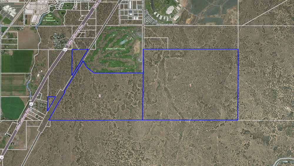 State selling 778-acre South Redmond Tract for industrial uses