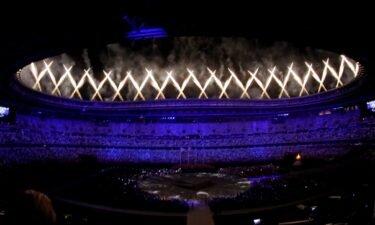 Closing Ceremony fireworks