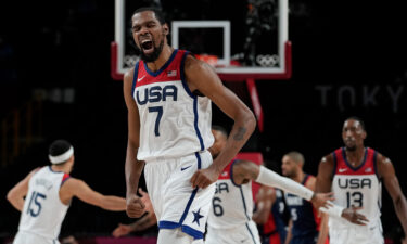 Kevin Durant led Team USA to gold with 29 points against France.