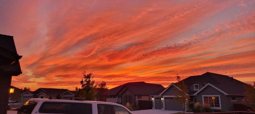 Prineville sunset Bradley Kowing 915