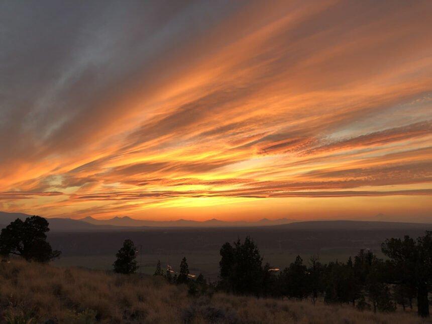 Prineville sunset Gail Buxton 915