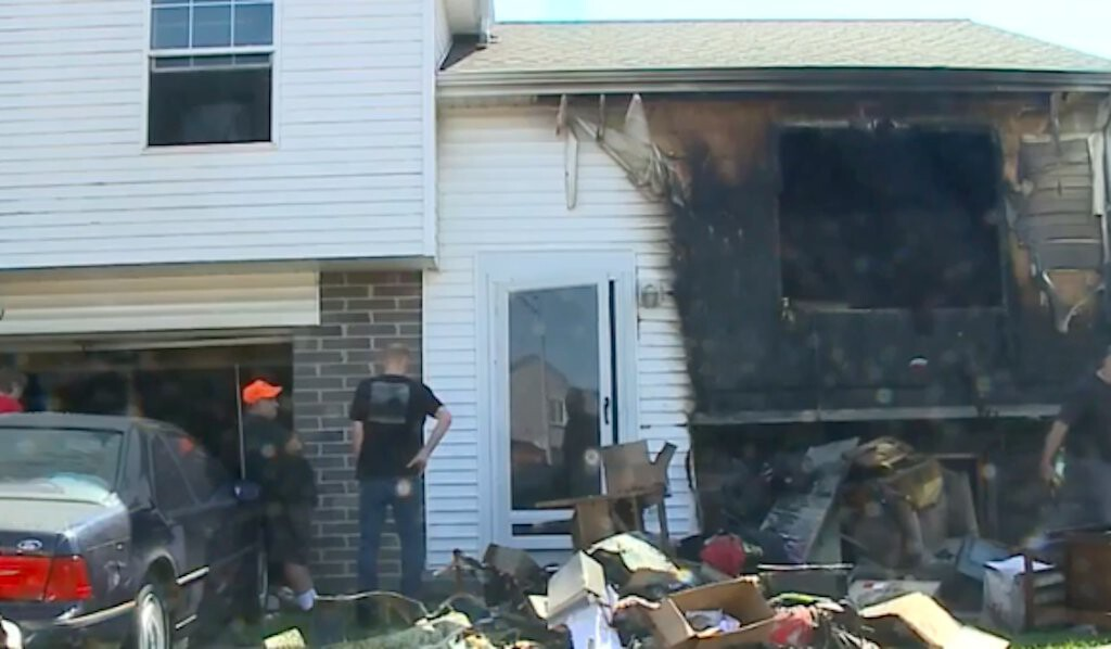 <i>KETV</i><br/>David Domayer's family said they're devastated after losing him to a house fire.