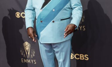 Cedric The Entertainer Hosts the 73RD EMMY AWARDS on Sunday