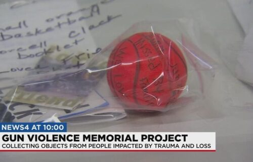 Family members of Middle Tennessee gun violence victims are contributing to a national memorial project that will take place at the United States Capitol in Washington