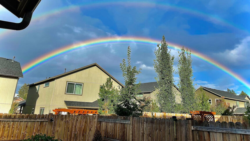 SE bend double rainbow Greg Gisi 918