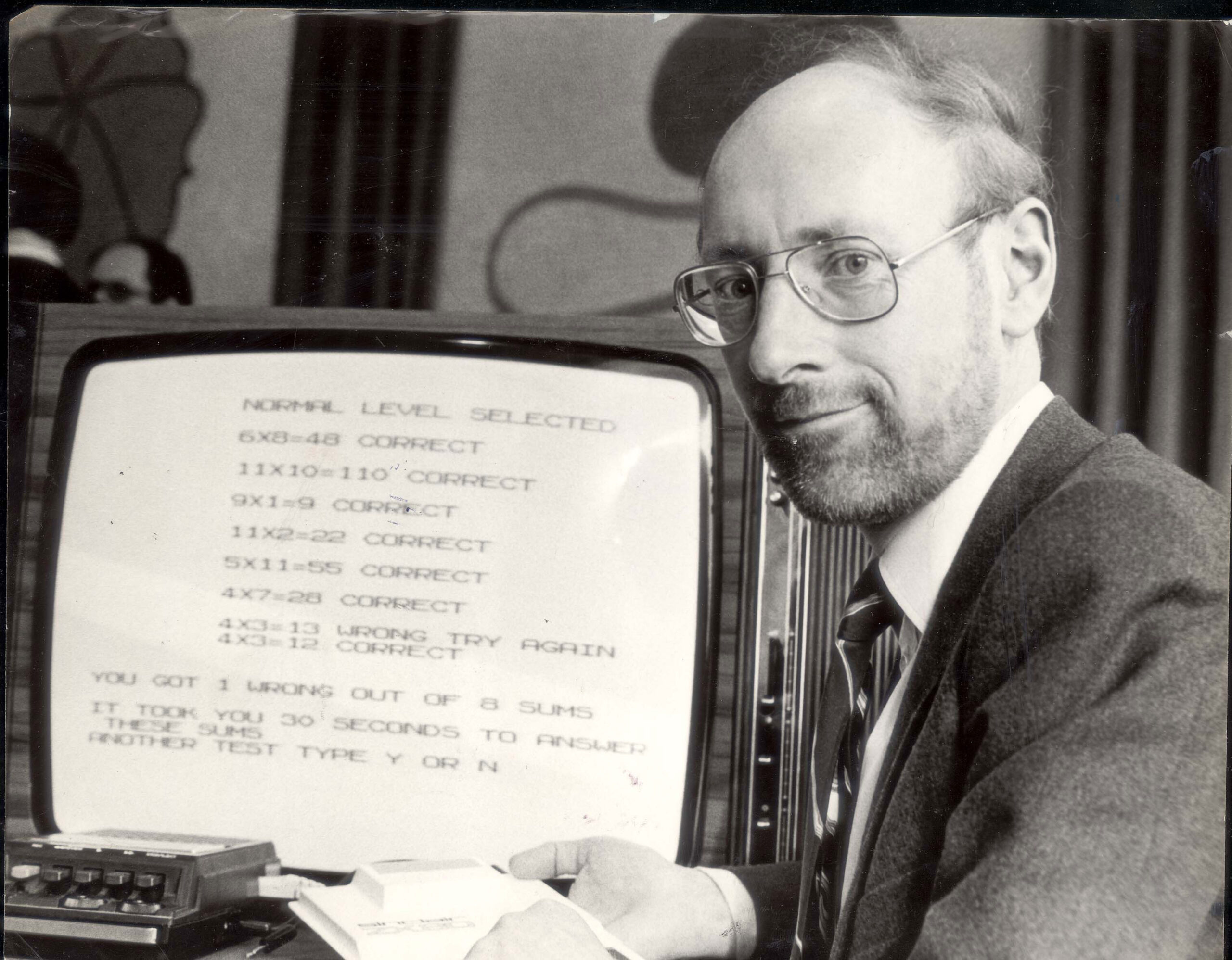 <i>Phillip Jackson/Daily Mail/Shutterstock</i><br/>Clive Sinclair