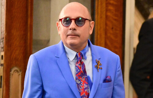 Willie Garson's family wrote his cause of death was pancreatic cancer.