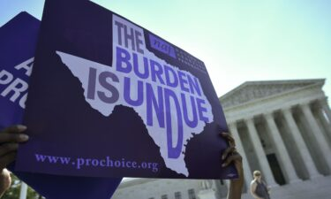 A coalition of Texas abortion providers went back to the Supreme Court