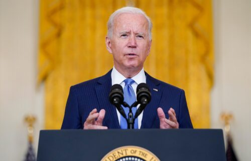 A politically weakened President Joe Biden is looking to spark a turnaround with a renewed focus on his domestic agenda after a month marred by a spike in Covid-19 cases and a messy withdrawal from Afghanistan.