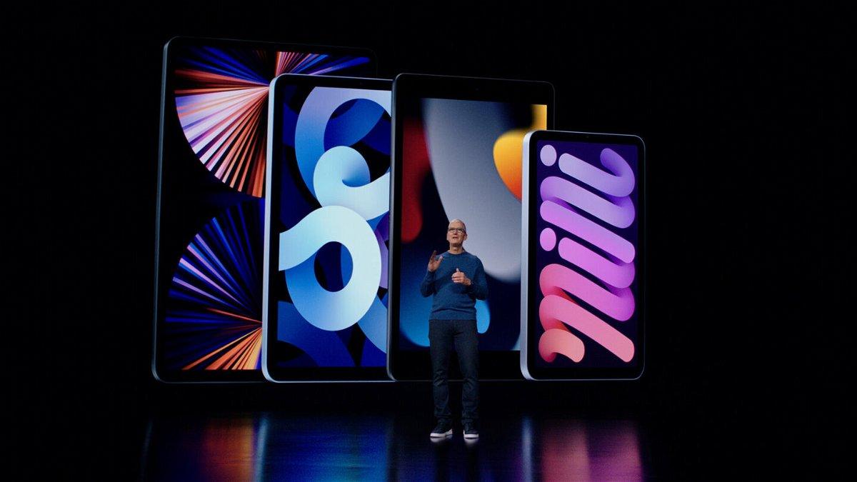 <i>Apple Inc</i><br/>Apple is releasing iOS 15