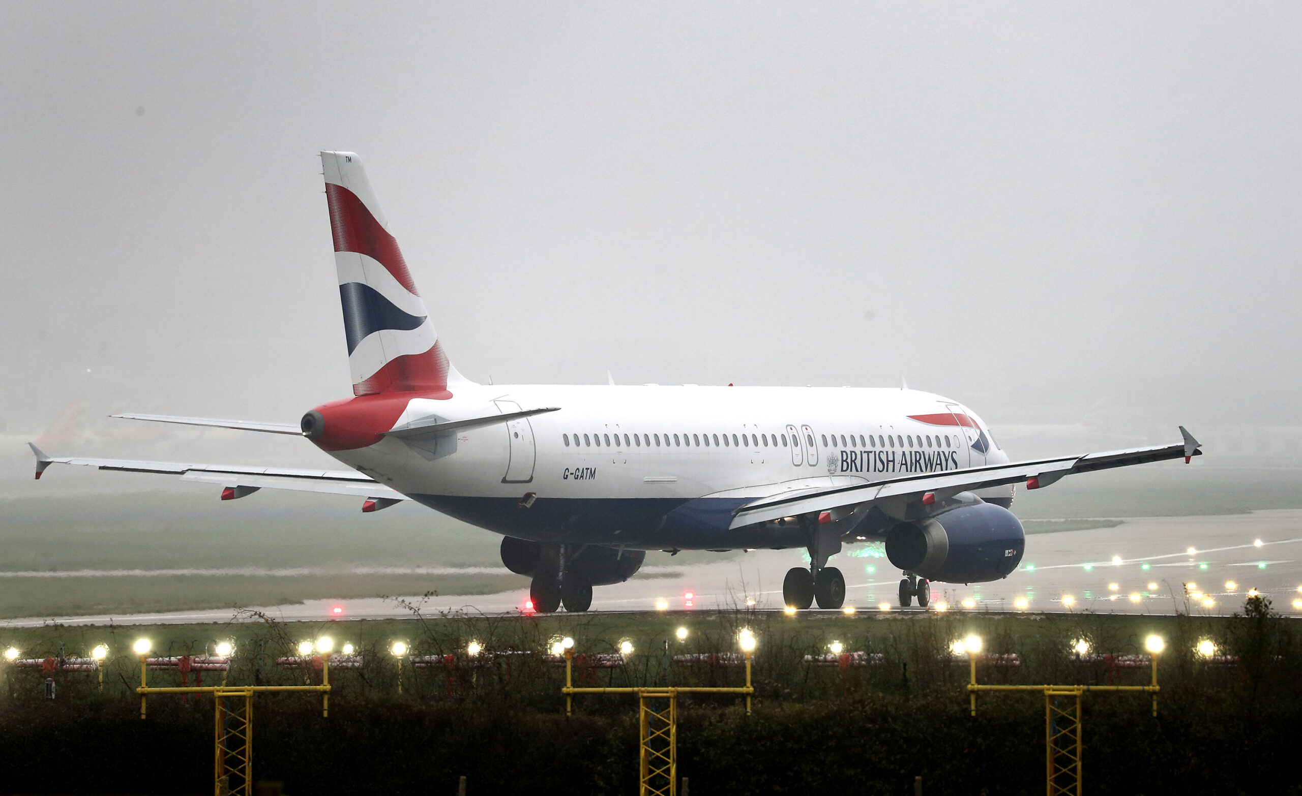 <i>Gareth Fuller/PA Wire/AP</i><br/>British Airways has abandoned plans to launch a low-cost carrier at London's second biggest airport.