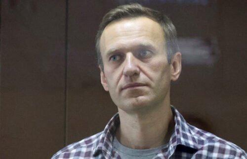 Russian opposition activist Alexey Navalny