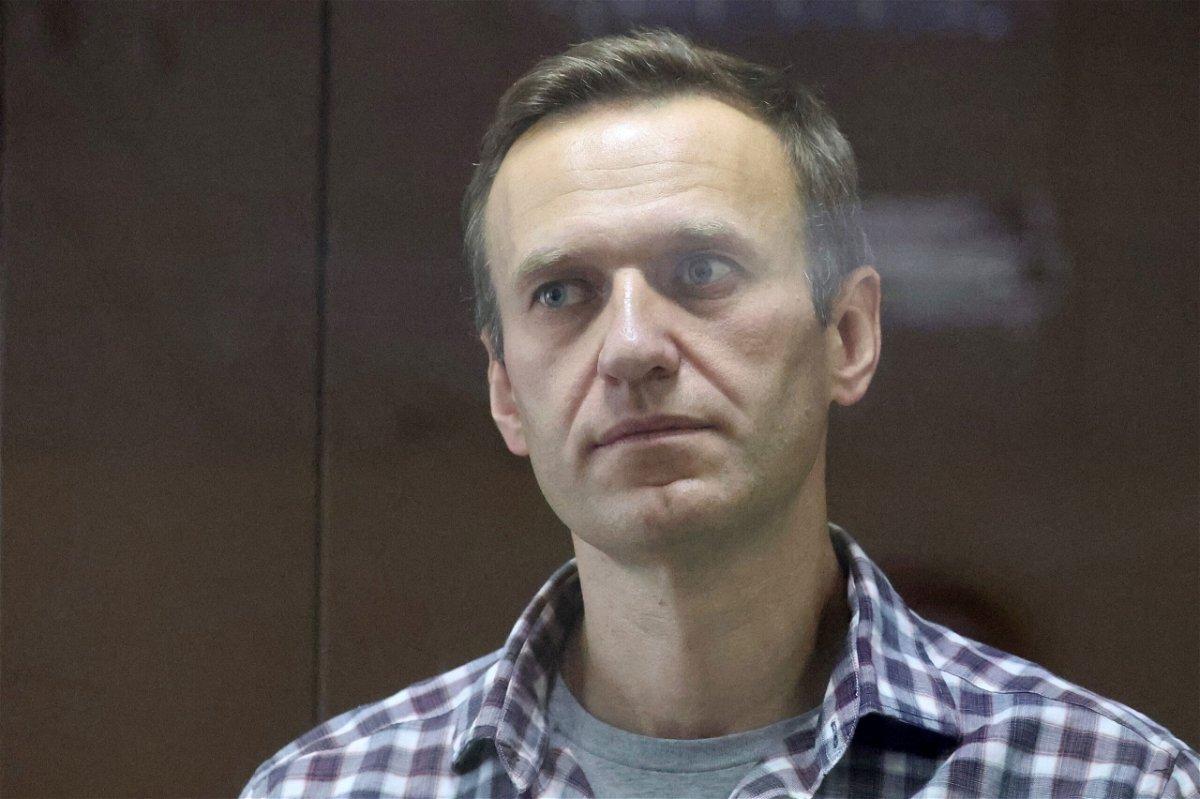 <i>Vladimir Gerdo/TASS/Getty Images</i><br/>Russian opposition activist Alexey Navalny