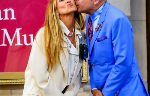 """Sarah Jessica Parker paid tribute to her late """"Sex and the City"""" co-star Willie Garson"""