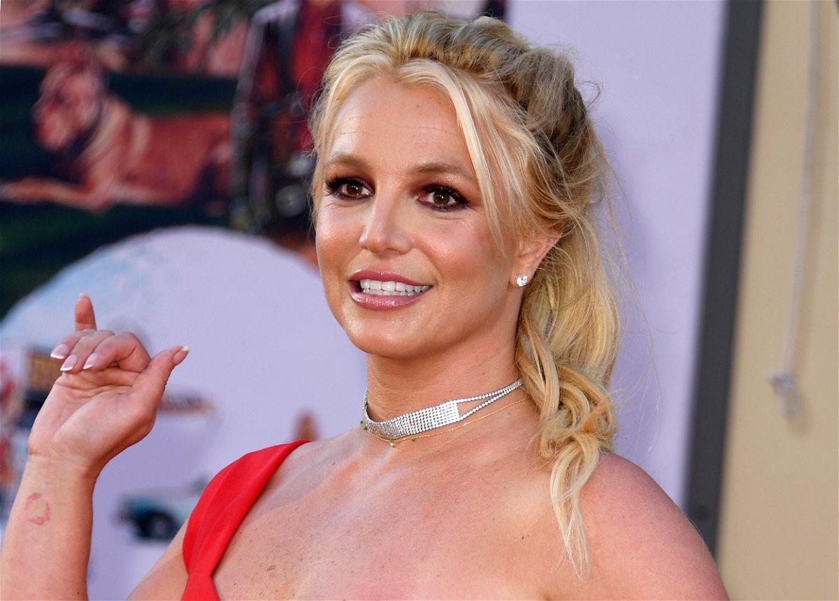 <i>Valerie Macon/AFP/Getty Images</i><br/>Britney Spears