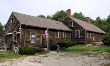 The Rhode Island farmhouse that inspired horror movie 'The Conjuring' is up for sale.