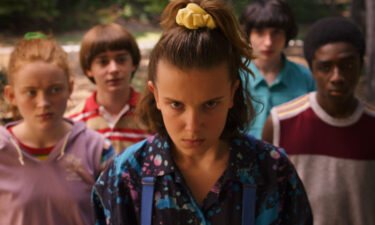 """""""Stranger Things"""" has been a hit show for Netflix."""