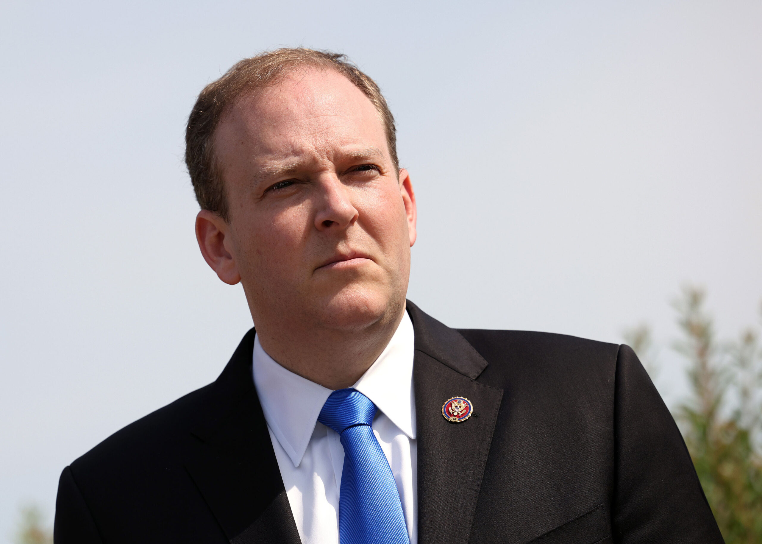 <i>Kevin Dietsch/Getty Images</i><br/>Republican Rep. Lee Zeldin