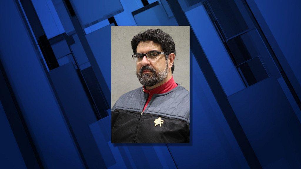 Professor Joseph Orosco as Commander Riker